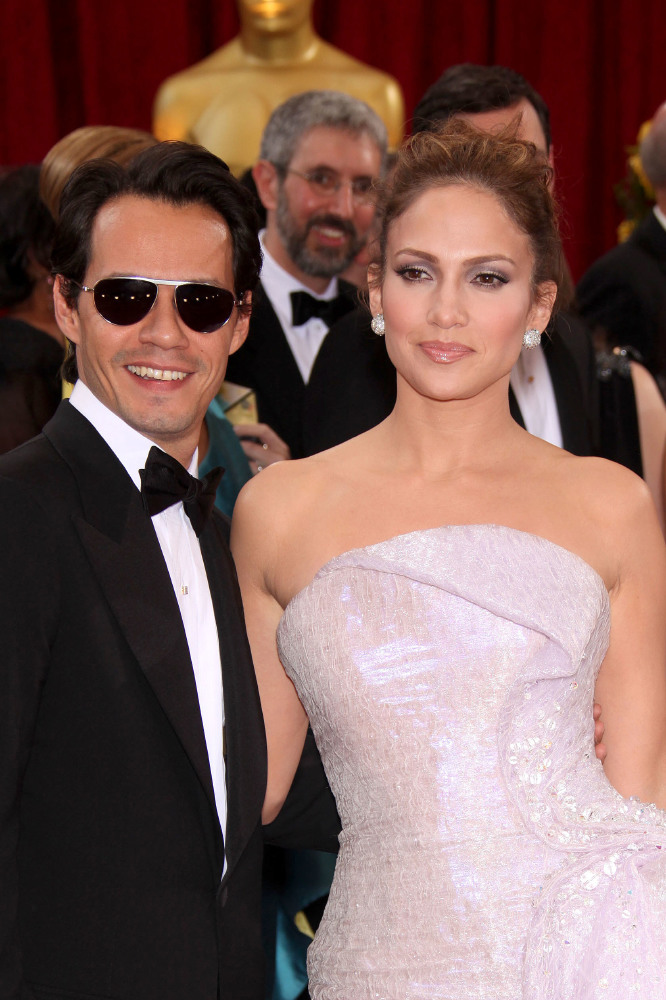 Jennifer Lopez repaired Marc Anthonys relationship