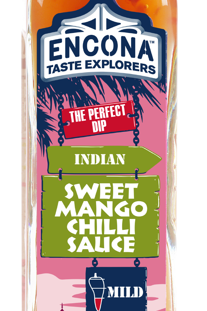 Encona Sweet Mango Chilli Sauce