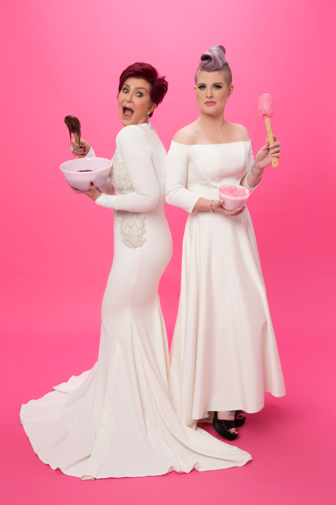 Cancer Research UKs Race For Life Ambassadors Sharon And Kelly Osbourne