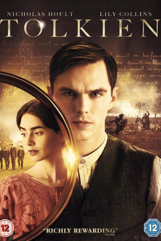 Win a copy of Tolkien on DVD