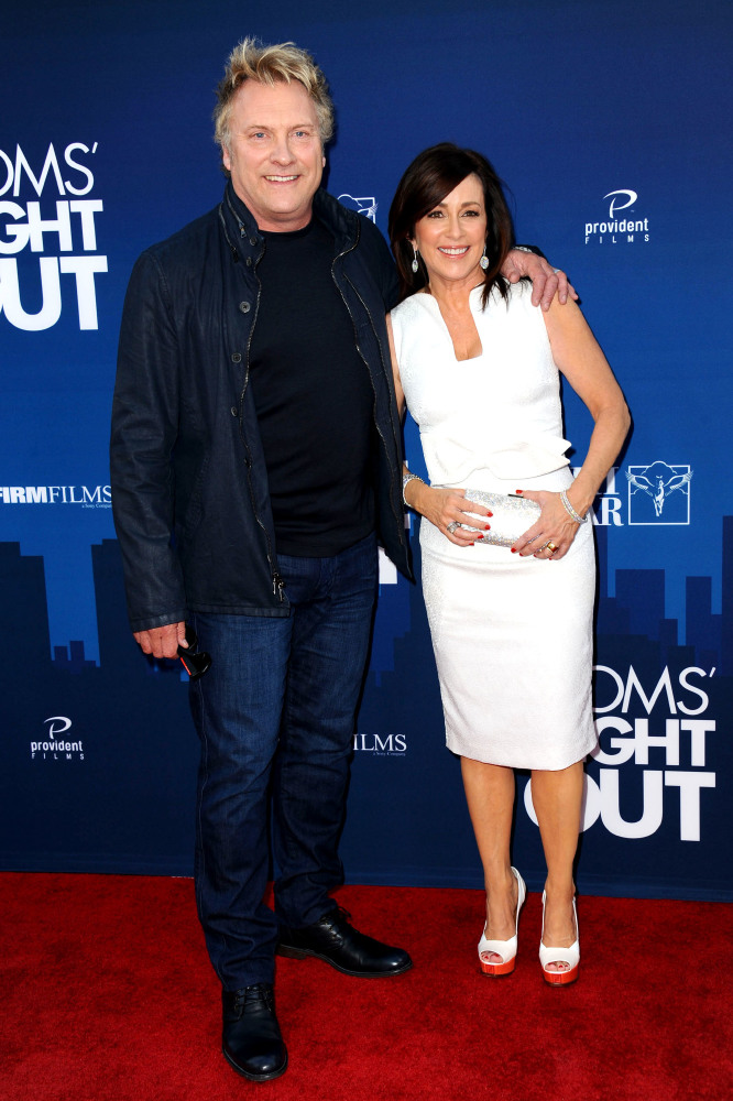 Patricia Heaton and David Hunt (Credit: Famous)