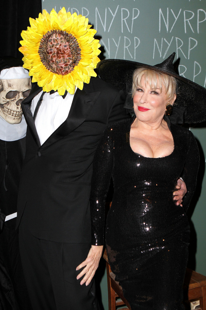 Bette Midler and Martin Von Haselberg (Credit: Famous)