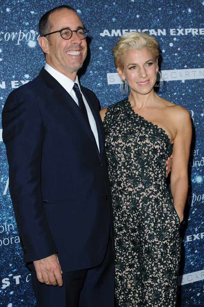 Jerry and Jessica Seinfeld (Famous)