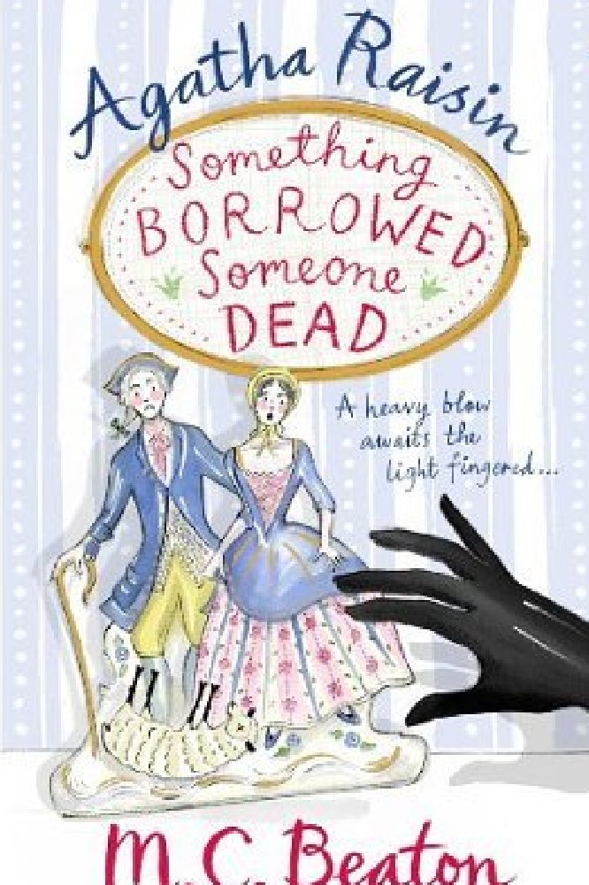Something Borrowed, Someone Dead