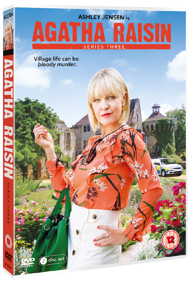 Agatha Raisin Series Three