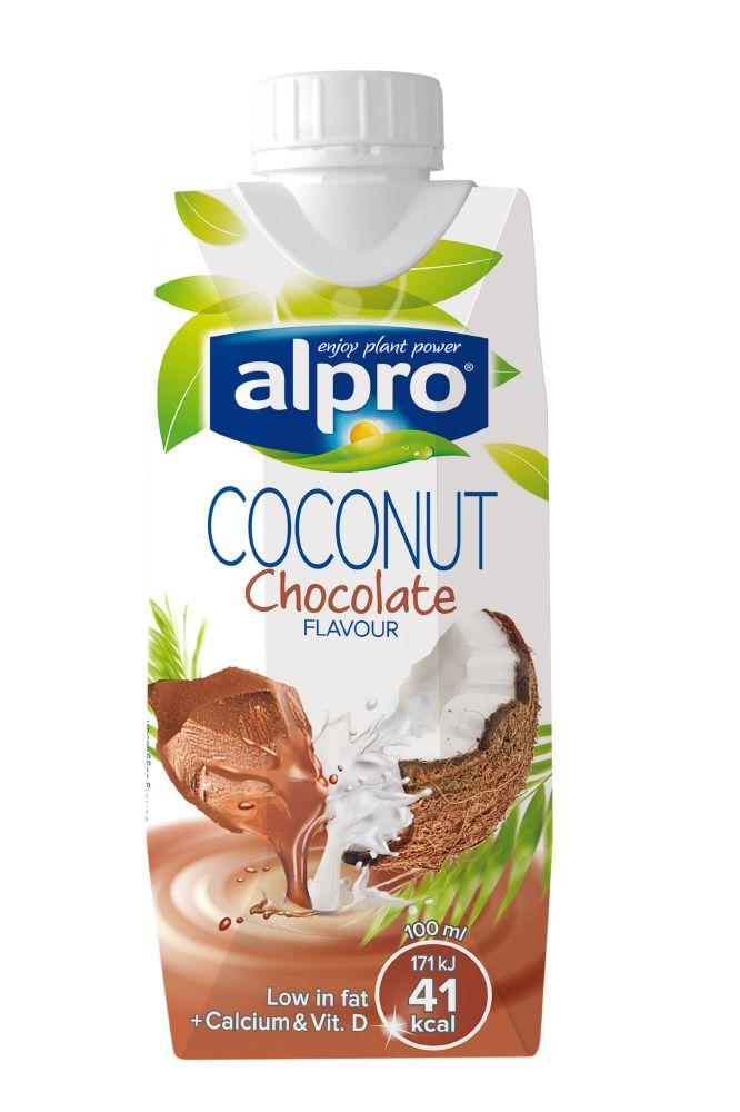 Review Alpro Coconut Chocolate Flavour