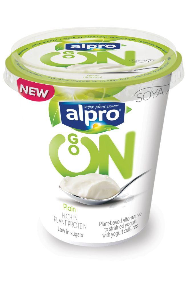 alpro go on återförsäljare