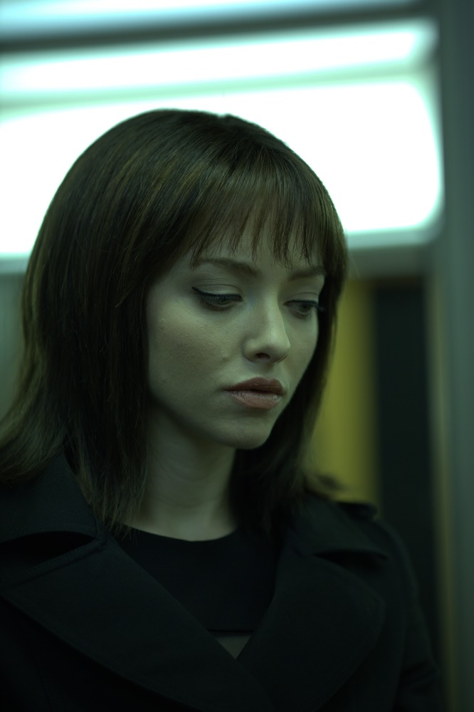 Amanda Seyfried leads new movie ANON