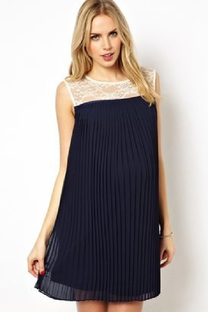 Attrayant We Love This Flattering ASOS Maternity Dress Thatu0027s Perfect For A Wedding