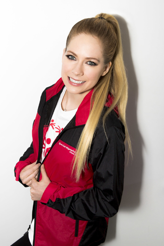 Avril a met sex vid