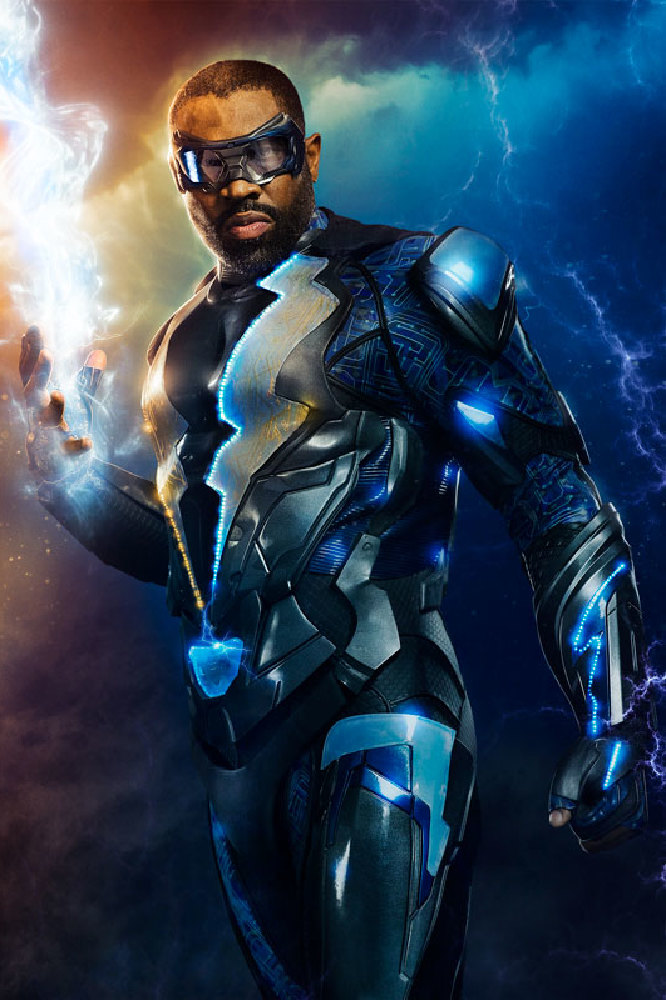 Black Lightning will air on The CW in the US