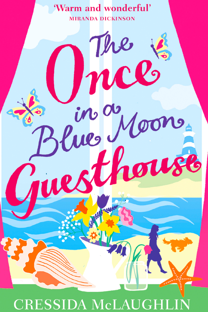 The Once In a Blue Moon Guest House