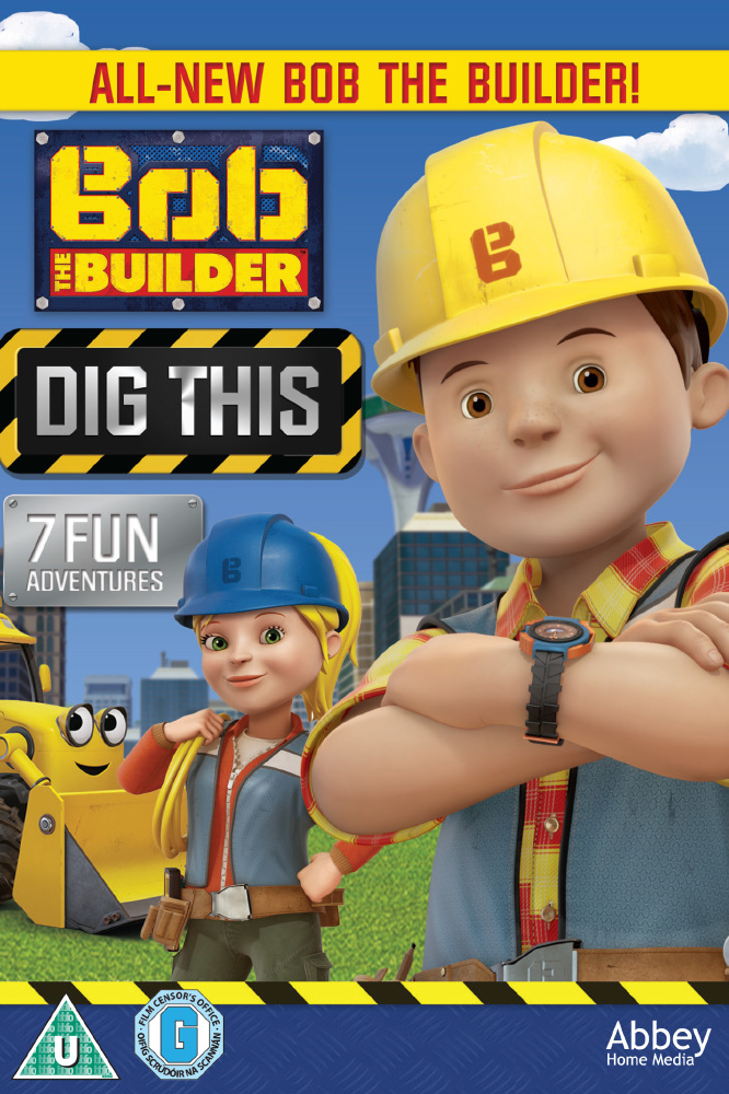Bob The BUilder: Dig This
