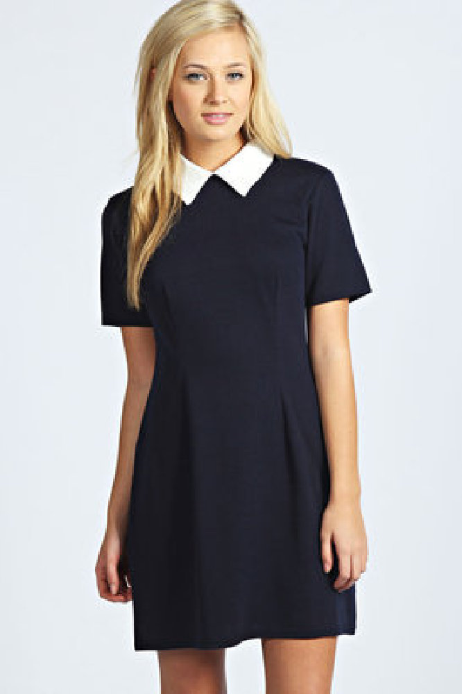 Brilliant REISS Dress Dayton Leather Collar For Women  Clothing Style