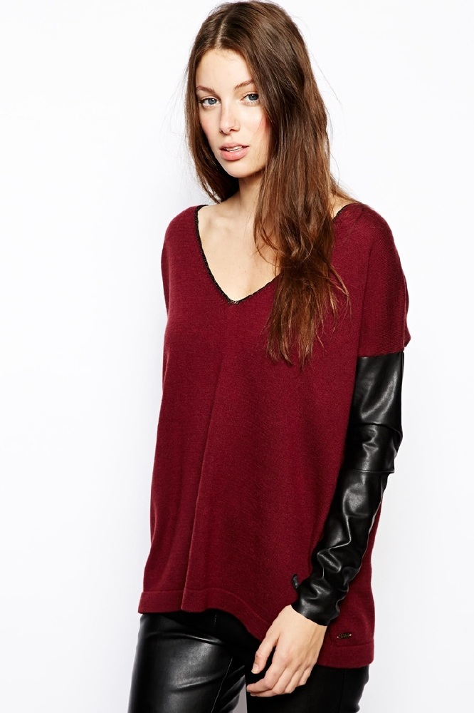 AW14 Trends: Dark Red