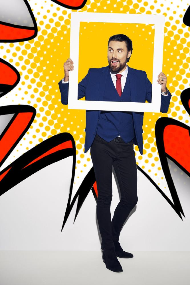 Celebrity Big Brother: Rylan Clark-Neal ... - celebsnow.co.uk
