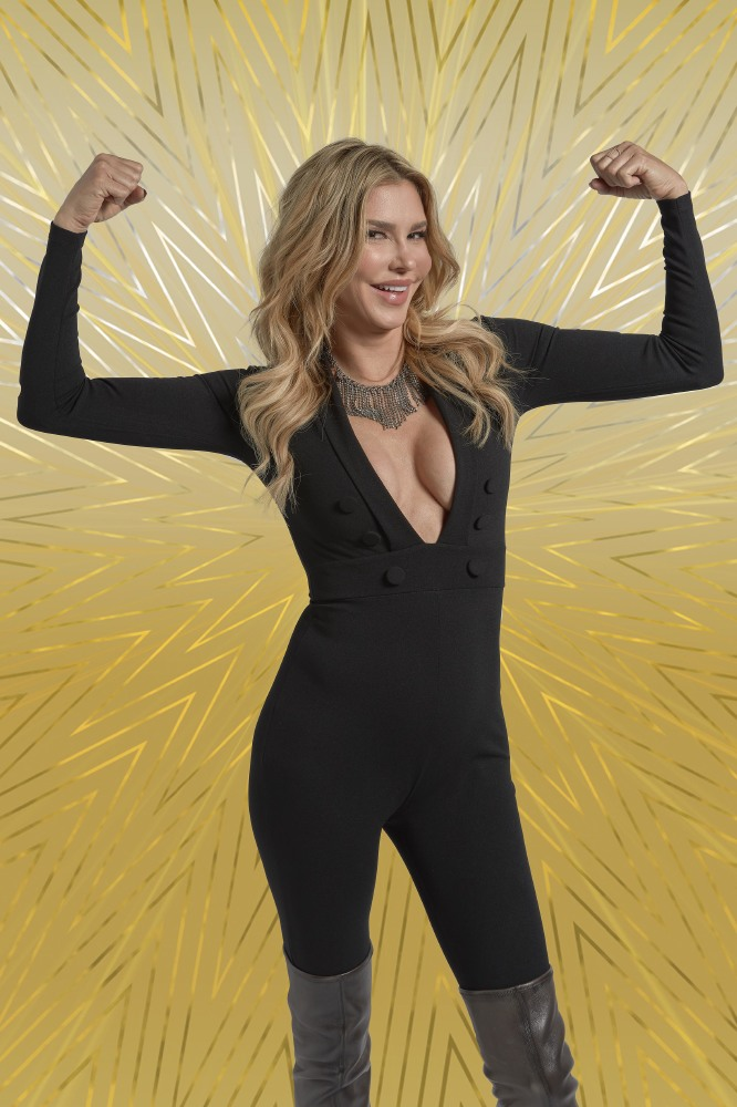 Brandi Glanville was recently voted 'most boring housemate' by viewers