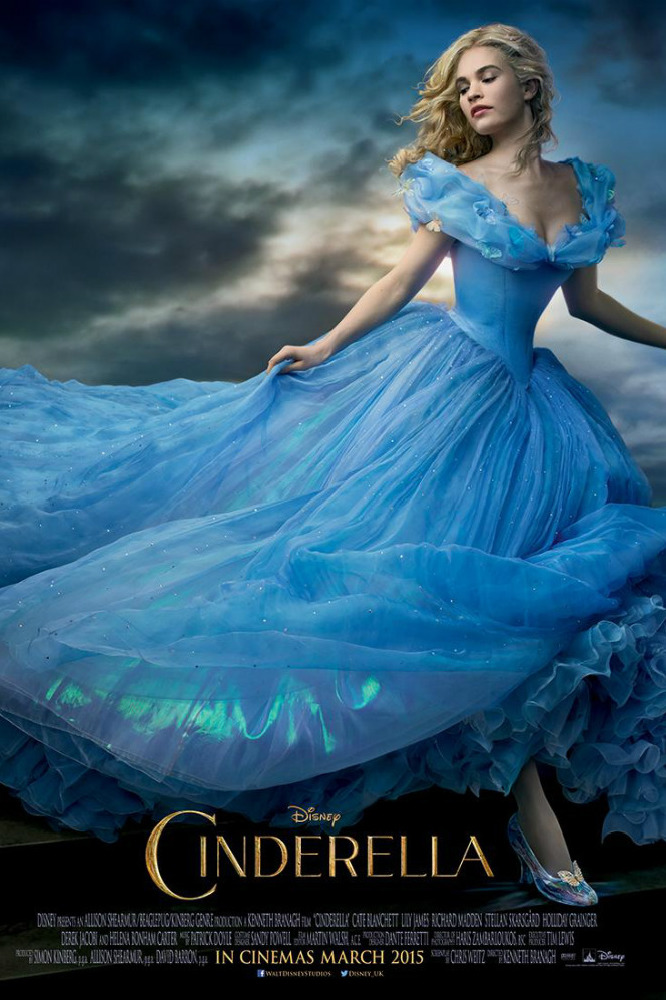 Check Out Fantastic Cinderella Trailer