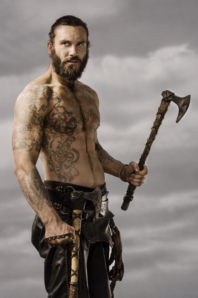 Clive Standen Exclusive Interview  Vikings Taken &amp More