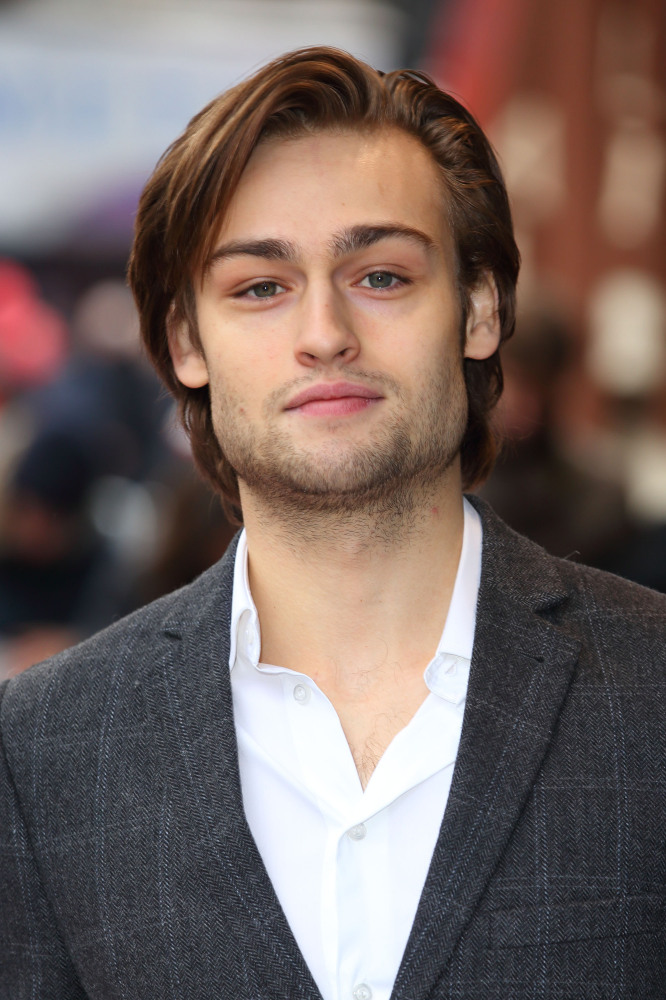 Who Is Douglas Booth?