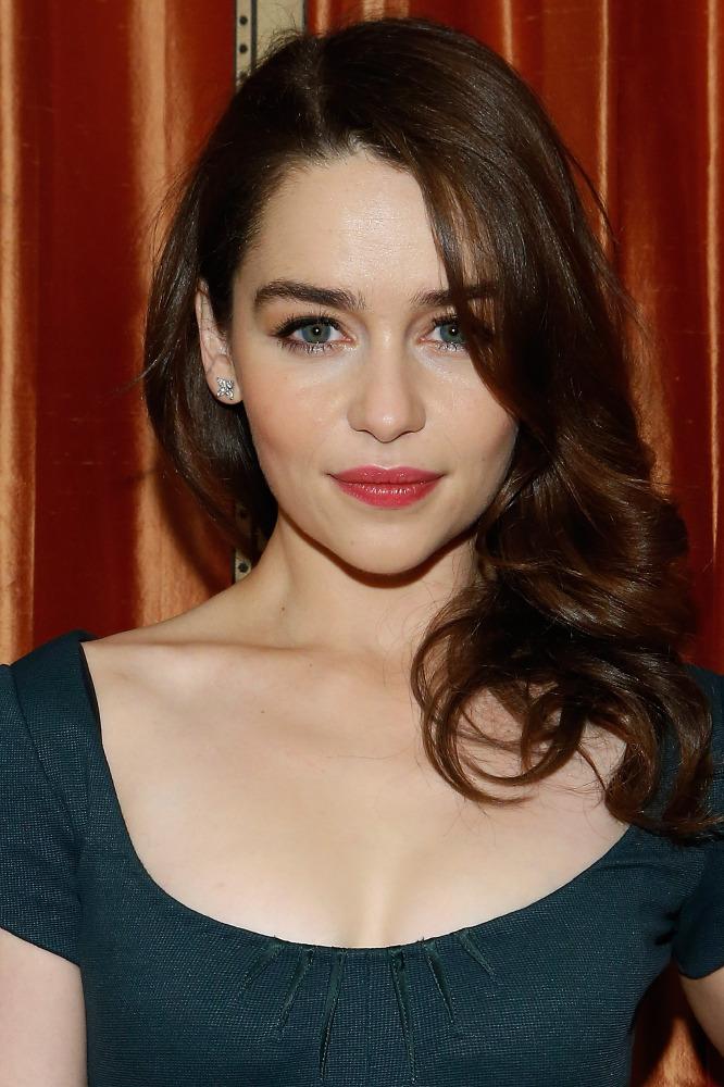 Emilia Clarke vanity fair stock
