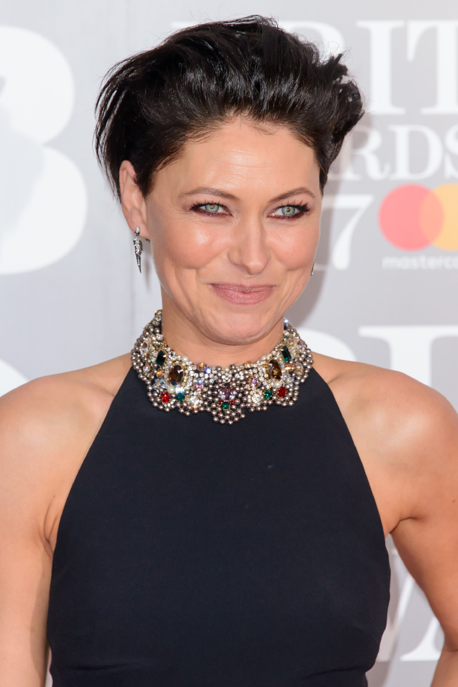 Emma Willis hosts Big Brother UK