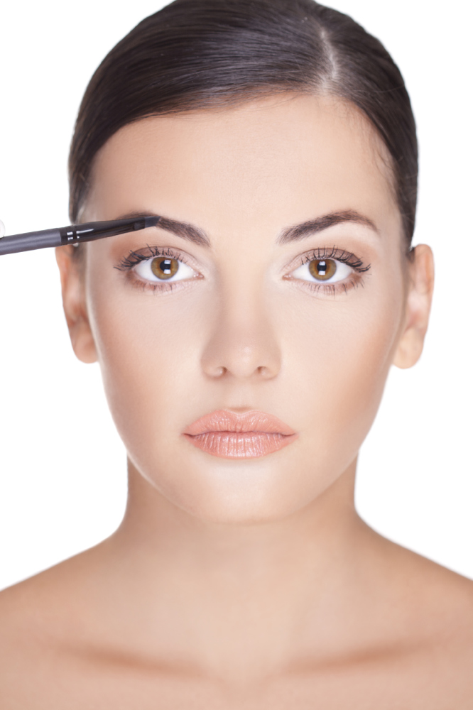 How to create the perfect eyebrow shape