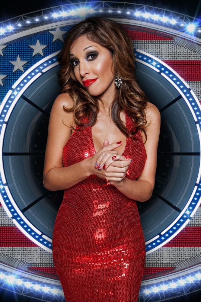 Farrah Abraham on Celebrity Big Brother - The Hollywood Gossip
