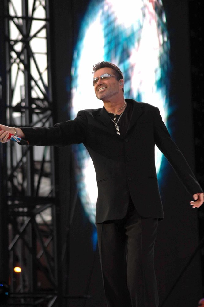 George Michael / Credit: FAMOUS