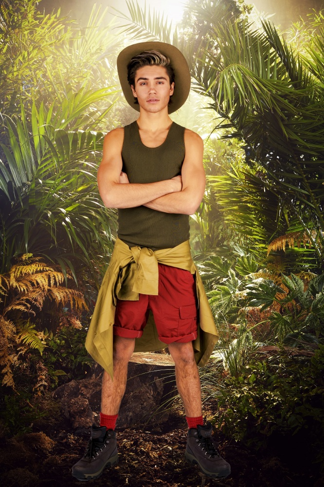 George Shelley | I'm A Celebrity... Get Me Out Of Here ...