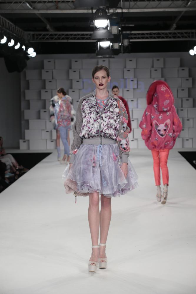 Graduate Fashion Week 2014 Spot The New Designer Talent