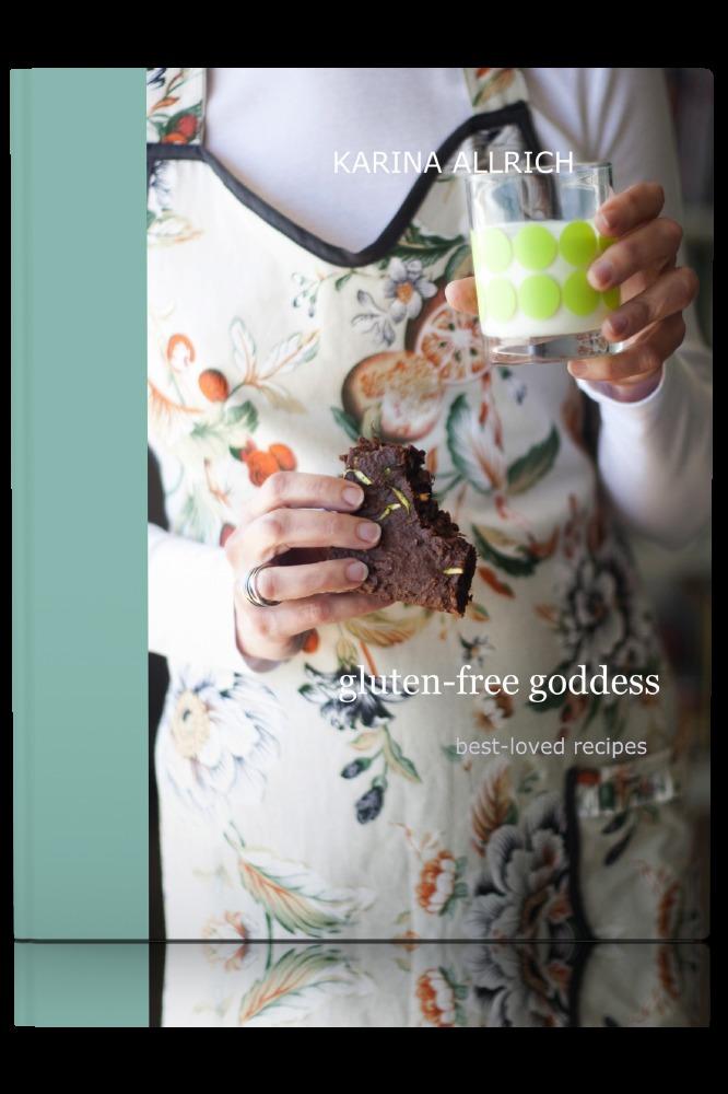 Gluten Free Goddess By Karina Allrich