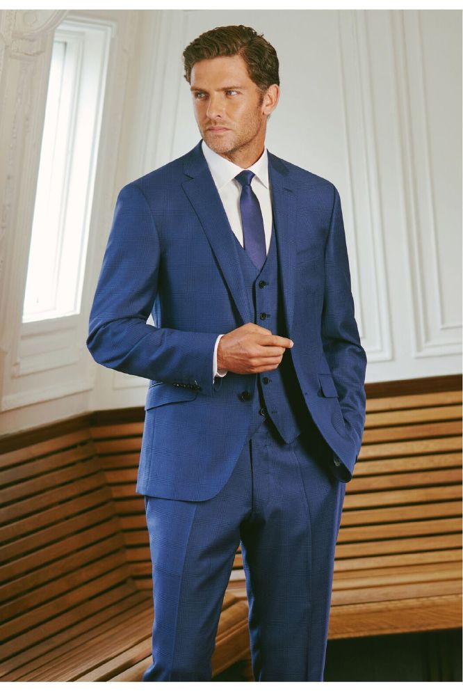 Top tips for choosing the right suit for your wedding day