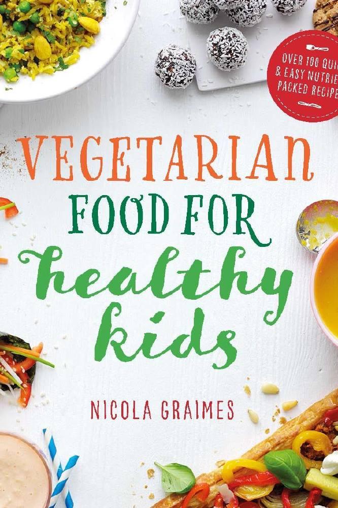 Food Book Cover Uk : Nicola graimes discusses her new book vegetarian food for