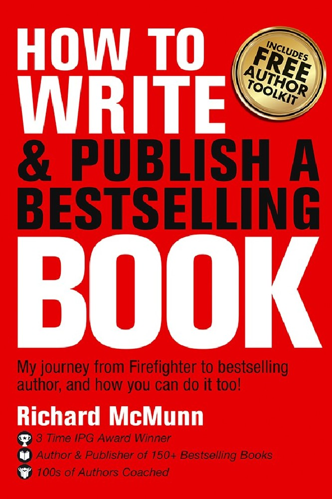 10 Tips To Help You Finish Writing Your Book By Richard McMunn