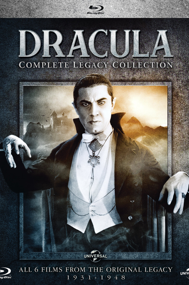 Dracula Legacy Complete Collection