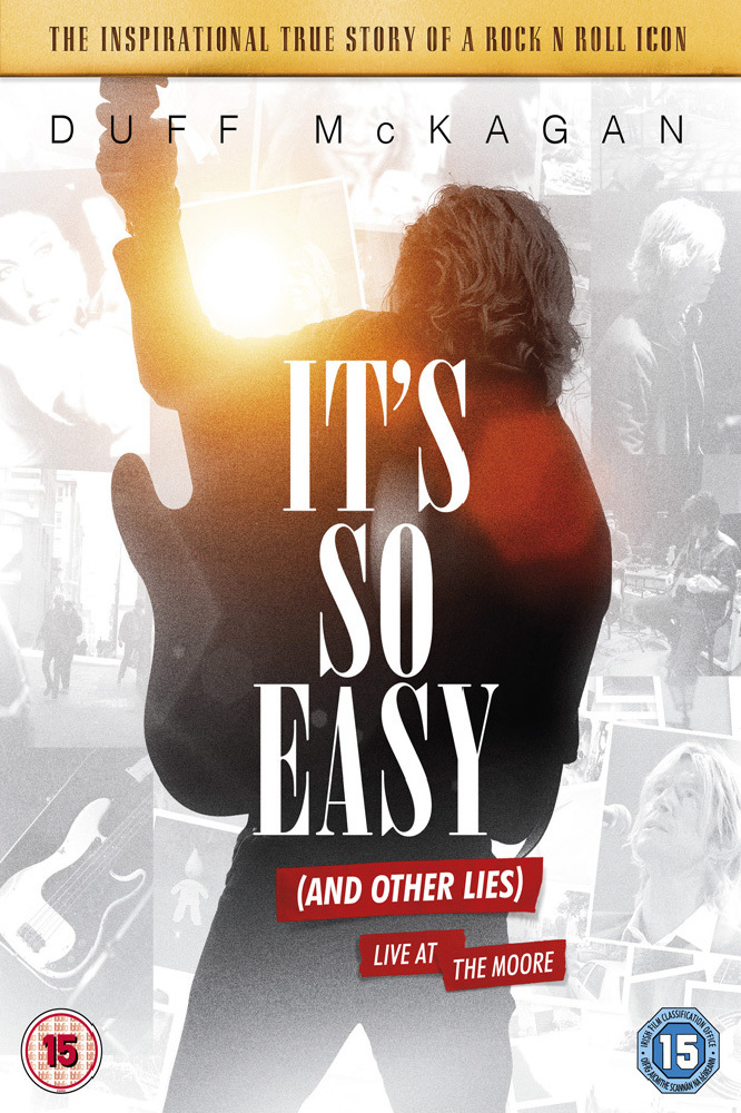 Duff McKagan - It's So Easy (And Other Lies) DVD