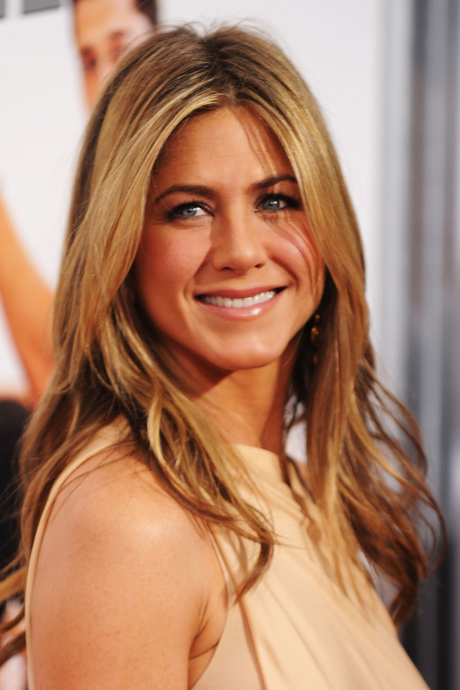 Jennifer Aniston Certainly Has Beautiful Hair Now