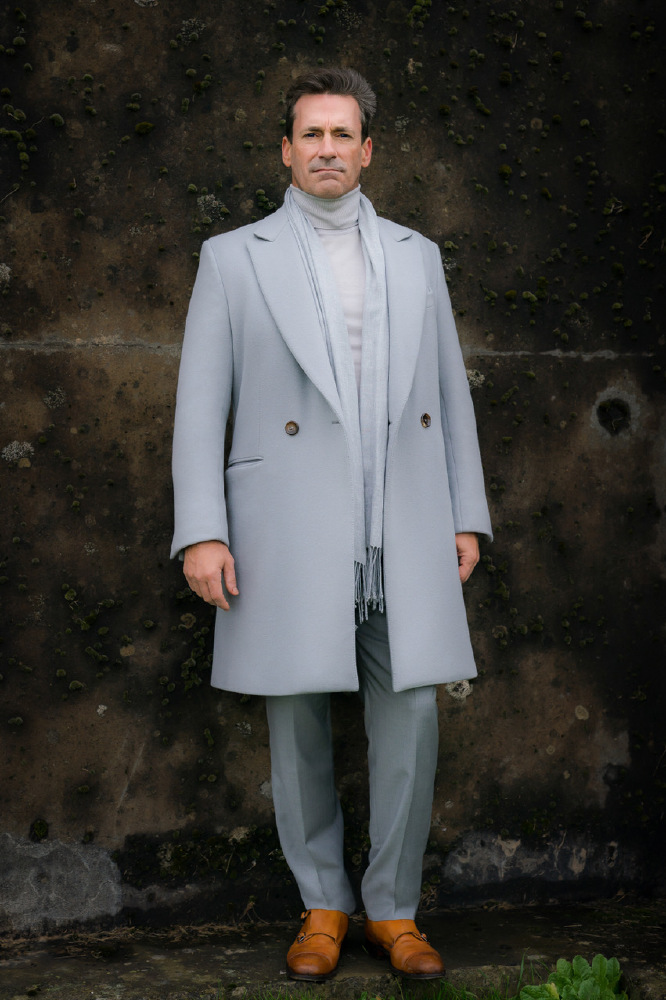 Jon Hamm as Angel Gabriel in Good Omens