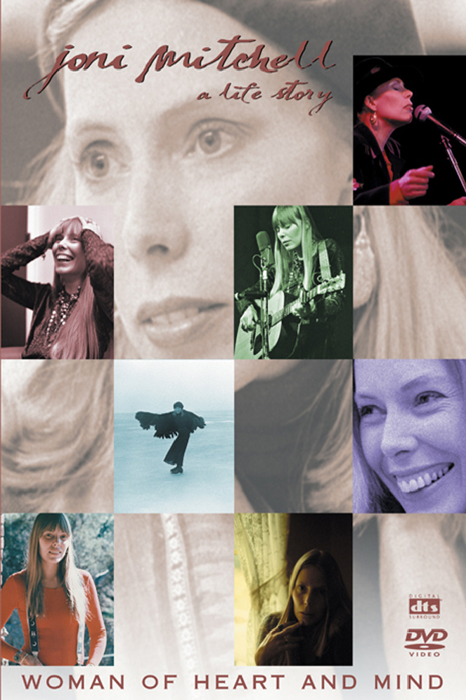Joni Mitchell - Woman of Heart and Mind: A Life Story DVD