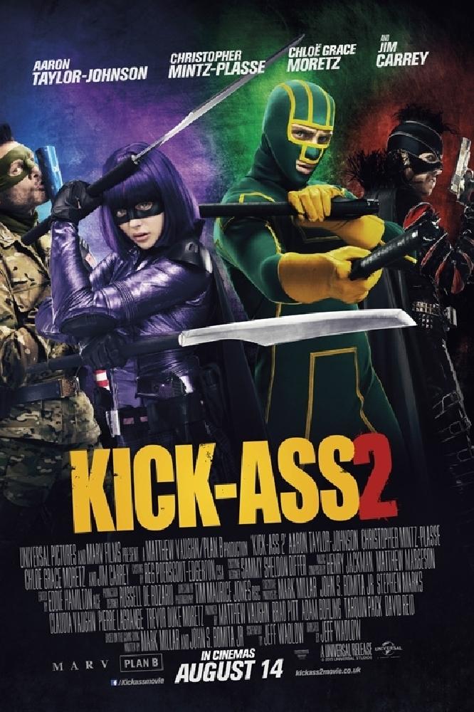 Kick Ass Clip 69