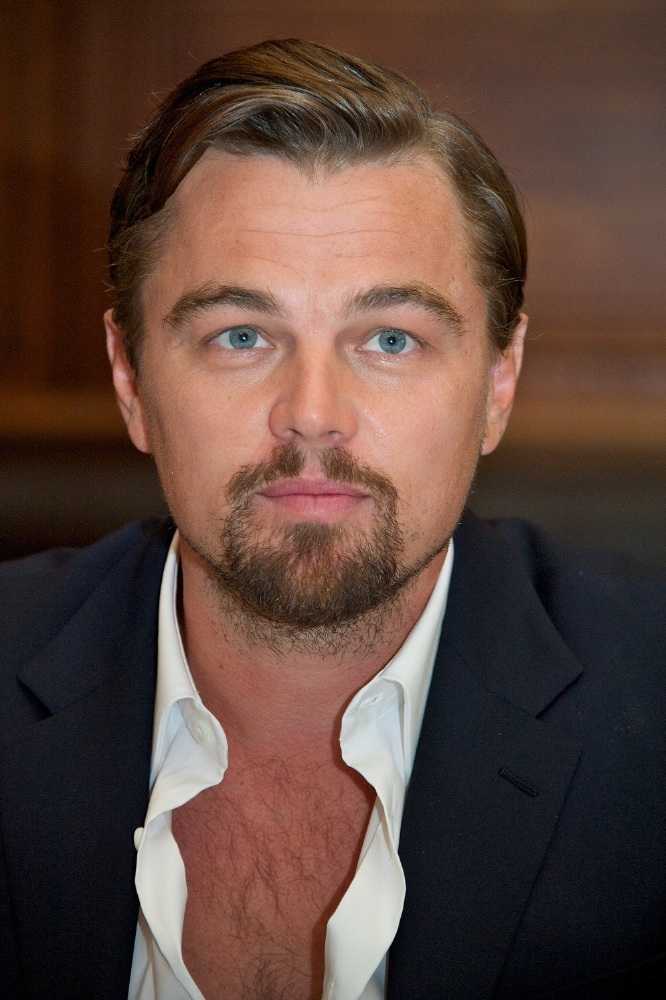 Leonardo Dicaprio Oversees Auction To Fund Green Campaigns