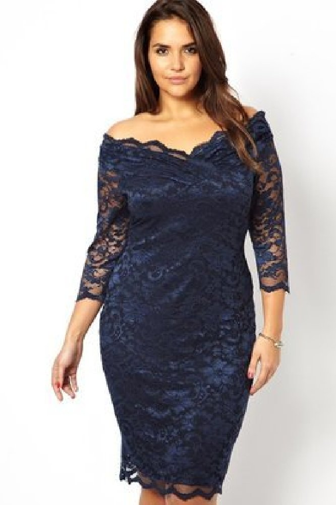 26e4ef367d3 This lace dress from Lipstick Boutique is incredibly sexy