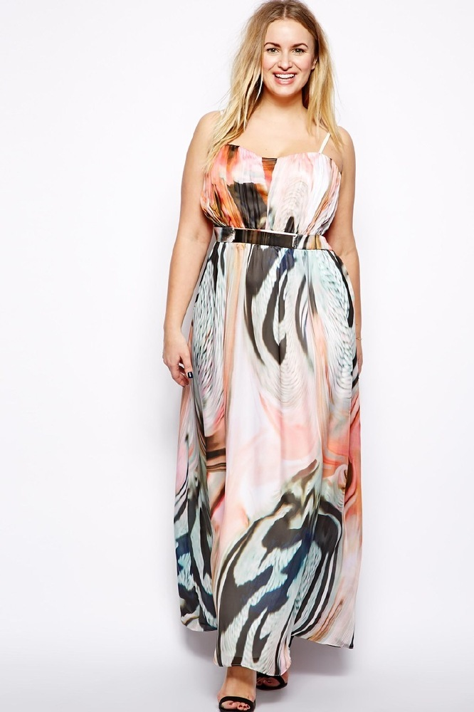 12 gorgeous plus size wedding guest dresses to make you for Where to buy a wedding guest dress