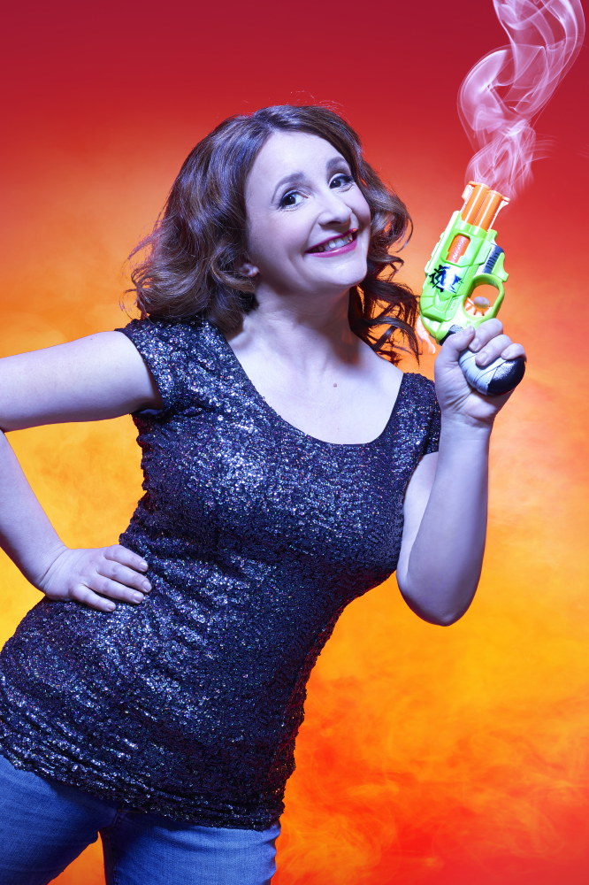 Q And A With Comedian Lucy Porter On Her New Show
