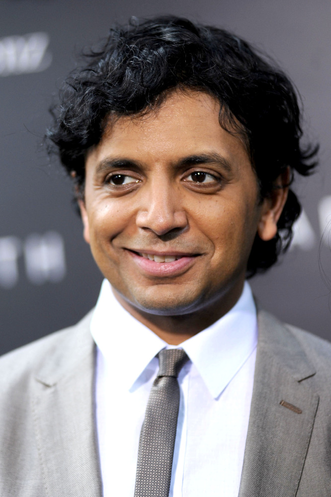 M Night Shyamalan M. Night Shyamalan wan...
