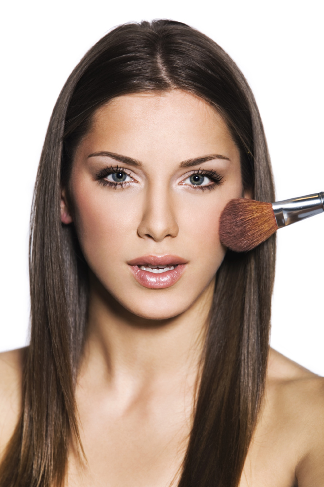How to apply make up if you have acne ccuart Image collections