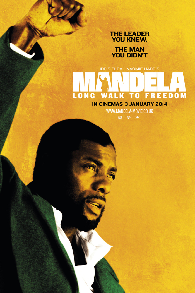 Mandela Movie: FIRST LOOK At The Trailer Everyone's Talking About