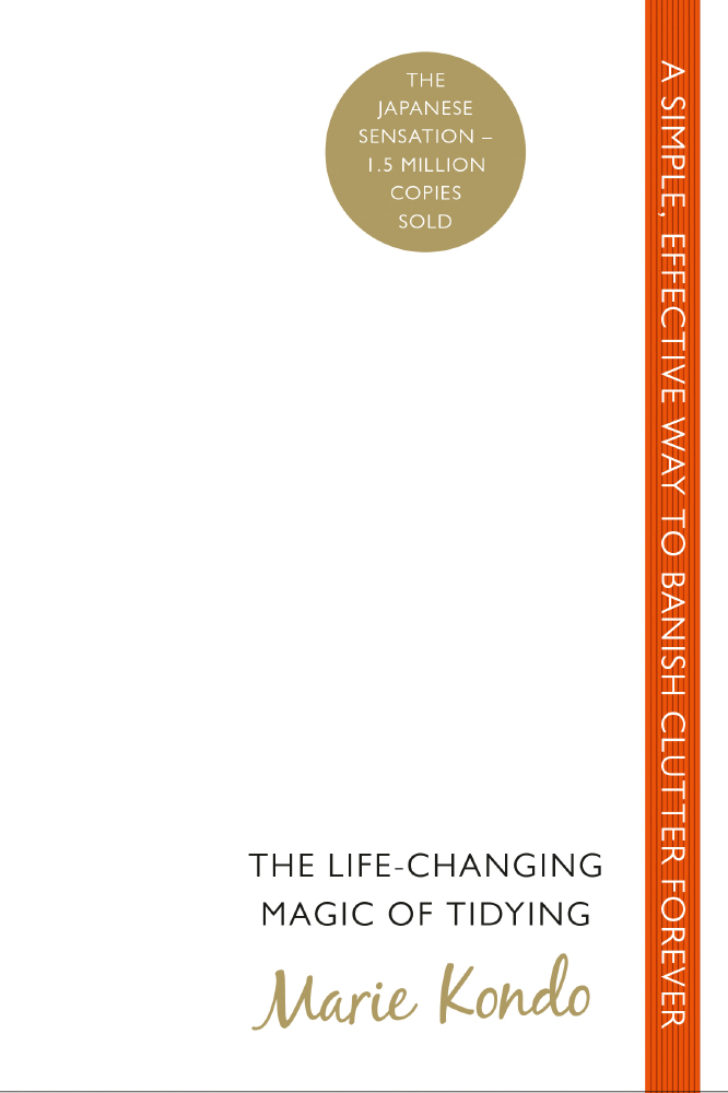 Review: The Life Changing Magic Of Tidying By Marie Kondo