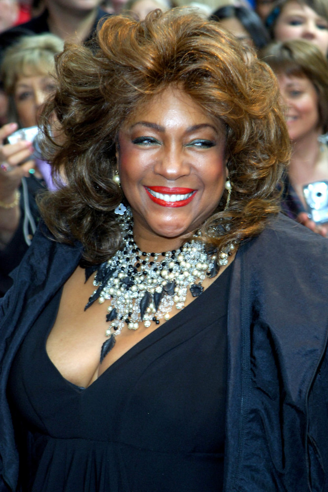 Mary Wilson / Credit: FAMOUS